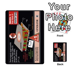 High Frontier Ii By Carles Ryhr   Multi Purpose Cards (rectangle)   Zejnb1slxmy0   Www Artscow Com Back 43