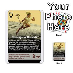 High Frontier Ii By Carles Ryhr   Multi Purpose Cards (rectangle)   Zejnb1slxmy0   Www Artscow Com Front 44