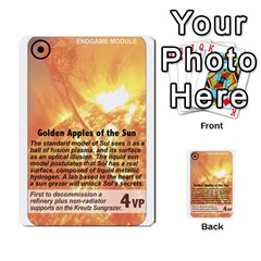 High Frontier Ii By Carles Ryhr   Multi Purpose Cards (rectangle)   Zejnb1slxmy0   Www Artscow Com Back 44
