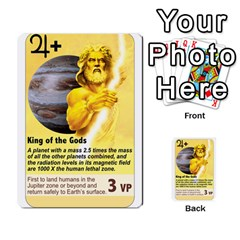 High Frontier Ii By Carles Ryhr   Multi Purpose Cards (rectangle)   Zejnb1slxmy0   Www Artscow Com Front 47