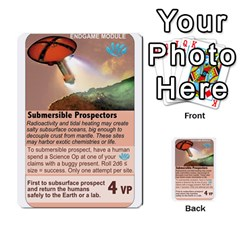 High Frontier Ii By Carles Ryhr   Multi Purpose Cards (rectangle)   Zejnb1slxmy0   Www Artscow Com Back 47