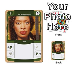 Tantofirefly One By Catherine Pfeifer   Multi Purpose Cards (rectangle)   1vxn4zhr1jj5   Www Artscow Com Front 52