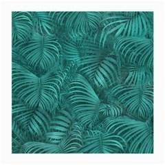 Tropical Hawaiian Pattern Medium Glasses Cloth by dflcprints