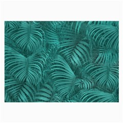 Tropical Hawaiian Pattern Large Glasses Cloth by dflcprints