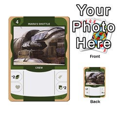 Tantofirefly Four By Catherine Pfeifer   Multi Purpose Cards (rectangle)   Klcilym2ctpc   Www Artscow Com Front 9