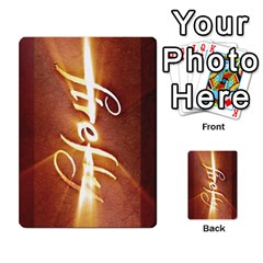 Tantofirefly Five By Catherine Pfeifer   Multi Purpose Cards (rectangle)   5luseam8nhc4   Www Artscow Com Back 8