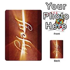 Tantofirefly Five By Catherine Pfeifer   Multi Purpose Cards (rectangle)   5luseam8nhc4   Www Artscow Com Back 5