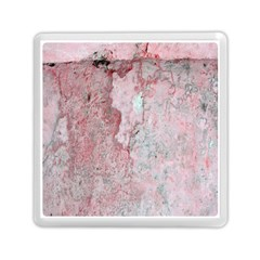 Coral Pink Abstract Background Texture Memory Card Reader (square) by CrypticFragmentsDesign