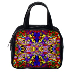 Psycho One Classic Handbags (one Side) by MRTACPANS