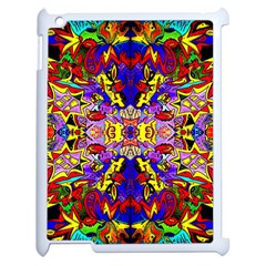 Psycho One Apple Ipad 2 Case (white) by MRTACPANS