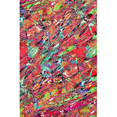Expressive Abstract Grunge 5 5  X 8 5  Notebooks by dflcprints