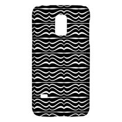 Modern Zebra Pattern Galaxy S5 Mini by dflcprints