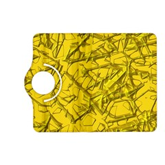 Thorny Abstract,golden Kindle Fire HD (2013) Flip 360 Case by MoreColorsinLife