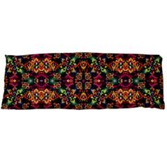 Luxury Boho Baroque Body Pillow Case Dakimakura (two Sides) by dflcprints