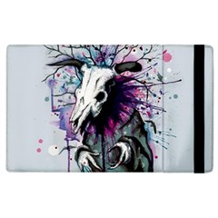 From Nature We Must Stray Apple Ipad 3/4 Flip Case by lvbart