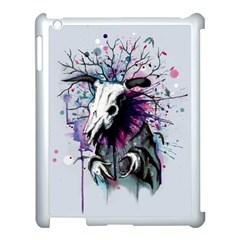 From Nature We Must Stray Apple Ipad 3/4 Case (white) by lvbart