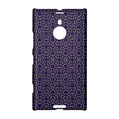 Stylized Floral Check Nokia Lumia 1520 by dflcprints