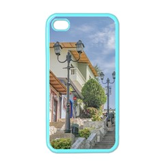 Cerro Santa Ana Guayaquil Ecuador Apple Iphone 4 Case (color) by dflcprints
