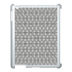 System Six Apple Ipad 3/4 Case (white) by MRTACPANS
