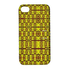 SMALL  BIG Apple iPhone 4/4S Hardshell Case with Stand by MRTACPANS