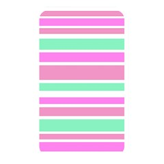 Pink Green Stripes Memory Card Reader by BrightVibesDesign
