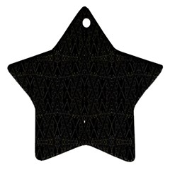 Perfect Cat Ornament (star)  by MRTACPANS