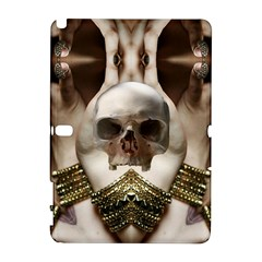 Skull Magic Samsung Galaxy Note 10 1 (p600) Hardshell Case by icarusismartdesigns
