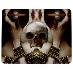 Skull Magic Jigsaw Puzzle Photo Stand (rectangular) by icarusismartdesigns