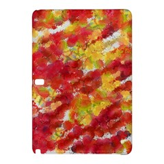 Colorful Splatters                                      			samsung Galaxy Tab Pro 12 2 Hardshell Case by LalyLauraFLM