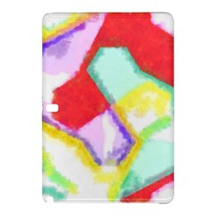 Watercolors Shapes                                         			samsung Galaxy Tab Pro 12 2 Hardshell Case by LalyLauraFLM