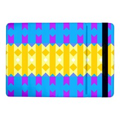 Rhombus And Other Shapes Pattern                                          			samsung Galaxy Tab Pro 10 1  Flip Case by LalyLauraFLM