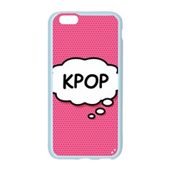 Comic Book Think Kpop Pink Apple Seamless iPhone 6/6S Case (Color) by ComicBookPOP