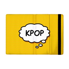 Comic Book Kpop Orange Ipad Mini 2 Flip Cases by ComicBookPOP