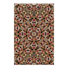 Boho Chic Shower Curtain 48  X 72  (small)  by dflcprints
