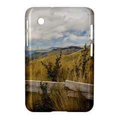 Trekking Road At Andes Range In Quito Ecuador  Samsung Galaxy Tab 2 (7 ) P3100 Hardshell Case  by dflcprints
