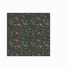Abstract Reg Large Garden Flag (two Sides) by FunkyPatterns