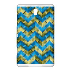 Blue And Yellow Samsung Galaxy Tab S (8 4 ) Hardshell Case  by FunkyPatterns