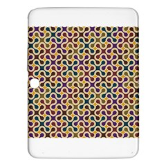 Funky Reg Samsung Galaxy Tab 3 (10 1 ) P5200 Hardshell Case  by FunkyPatterns