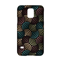 Glowing Abstract Samsung Galaxy S5 Hardshell Case  by FunkyPatterns