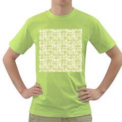 Pastel Green Green T Shirt by FunkyPatterns