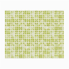 Pastel Green Small Glasses Cloth by FunkyPatterns
