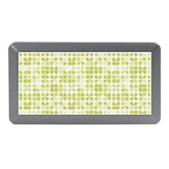 Pastel Green Memory Card Reader (mini) by FunkyPatterns