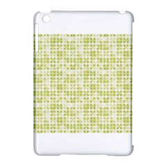Pastel Green Apple Ipad Mini Hardshell Case (compatible With Smart Cover) by FunkyPatterns