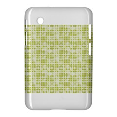 Pastel Green Samsung Galaxy Tab 2 (7 ) P3100 Hardshell Case  by FunkyPatterns