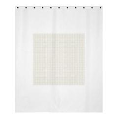 Pastel Pattern Shower Curtain 60  X 72  (medium)  by FunkyPatterns
