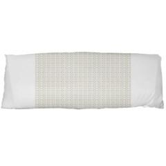 Pastel Pattern Body Pillow Case (dakimakura) by FunkyPatterns