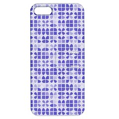 Pastel Purple Apple Iphone 5 Hardshell Case With Stand by FunkyPatterns