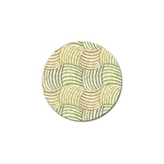 Pastel Sketch Golf Ball Marker (10 Pack) by FunkyPatterns