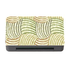 Pastel Sketch Memory Card Reader With Cf by FunkyPatterns