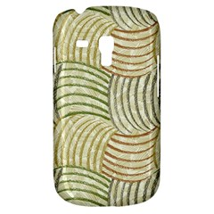 Pastel Sketch Samsung Galaxy S3 Mini I8190 Hardshell Case by FunkyPatterns